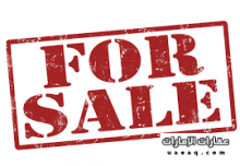 For sale large residential land on two sides in Falaj Al Mualla um al quwain price 400000 dhs negotiable